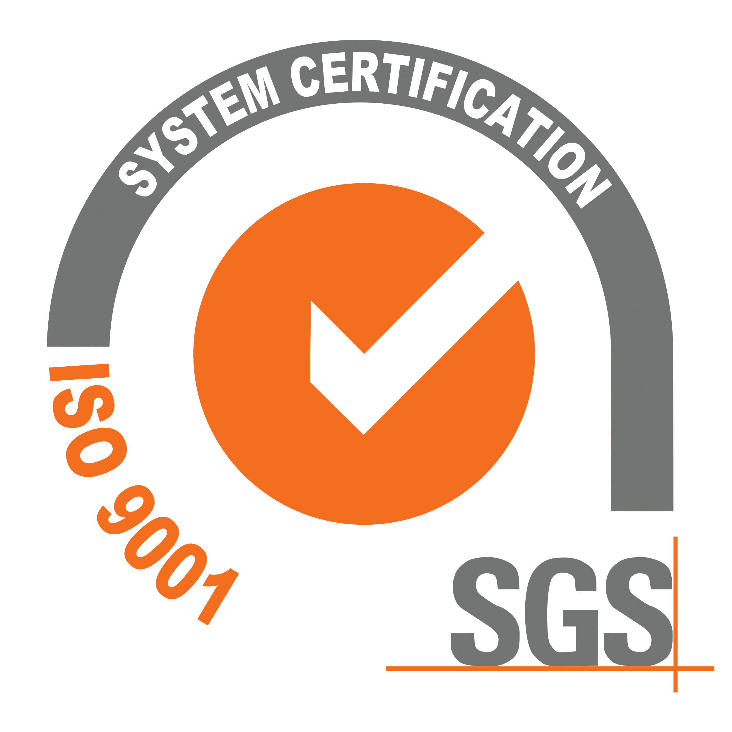 img erp it sgs iso 9001 color