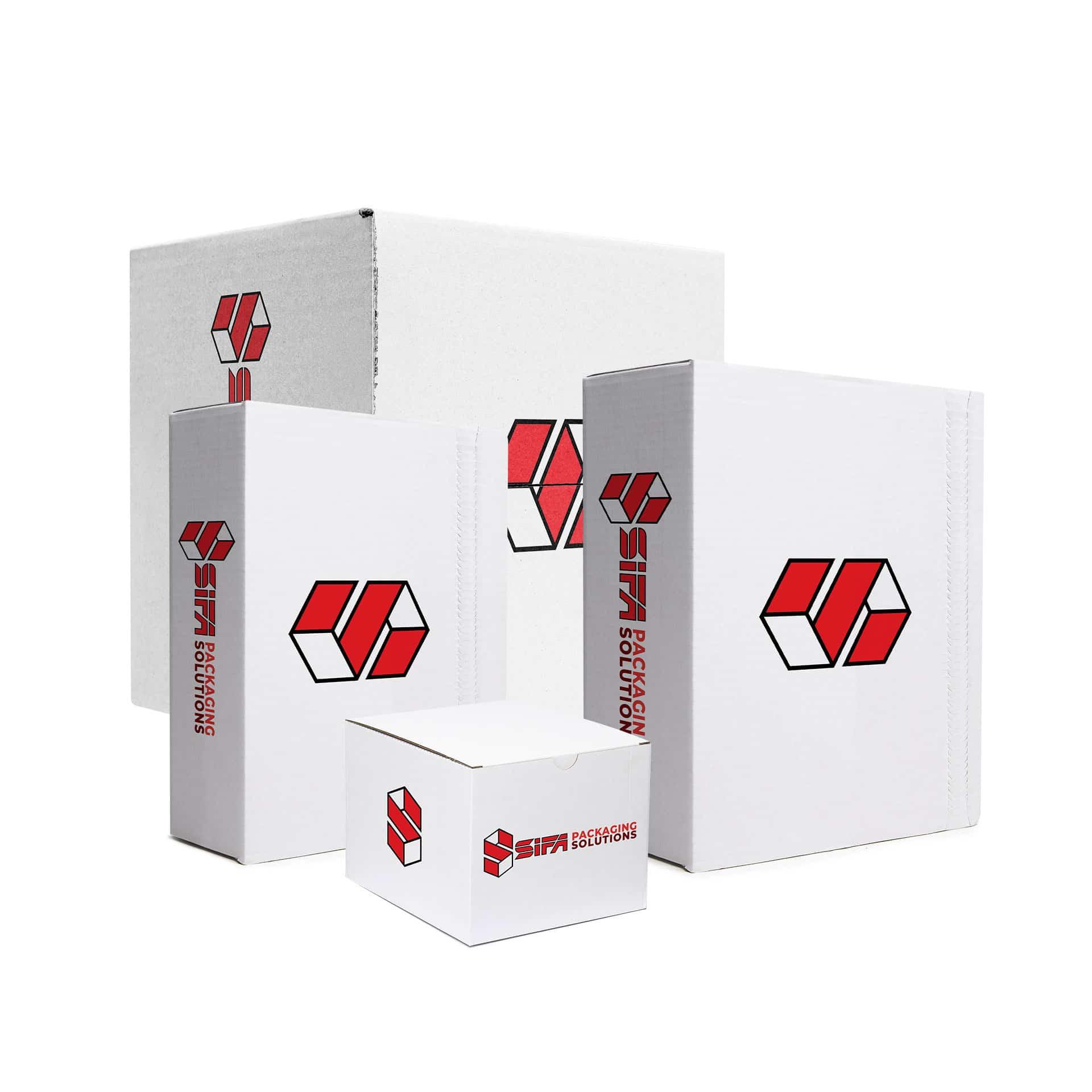 scatole per ecommerce
